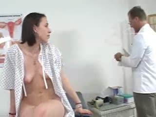 Hot Breast Examined By Her Doctor Movie