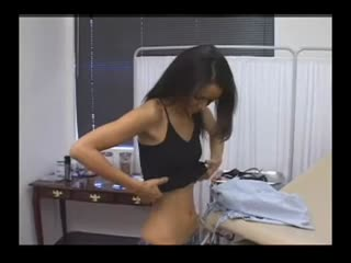 Tyra Banxxx Medical Exam