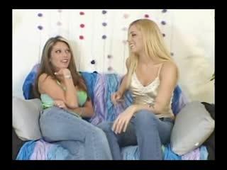 Moni Michaels Licks Holly Stevens Hot Butt