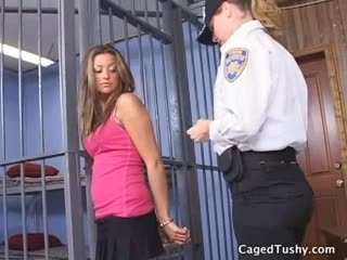 Pretty in pink, but locked up anyway