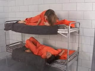 Inmate Plays with Cellmate's Perfect Ass