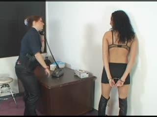 Katrina the hooker gets locked up again