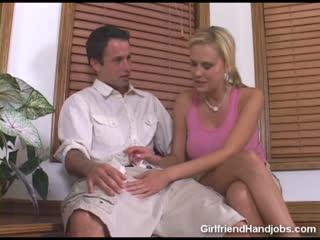 Sexy Girlfriend Eats Ass