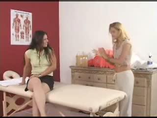 Hot Orgasm From Massage