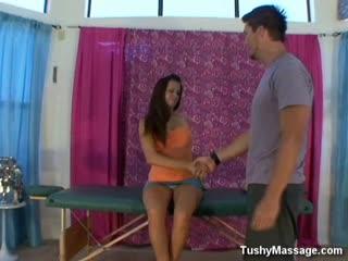 Pretty Girls Hot Massage From Man