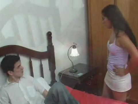Pissed Off Girl Friend Dominates His Ass