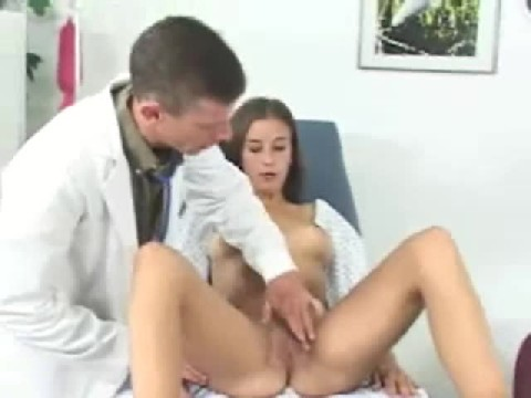 Special Medical Check-up for hot girl